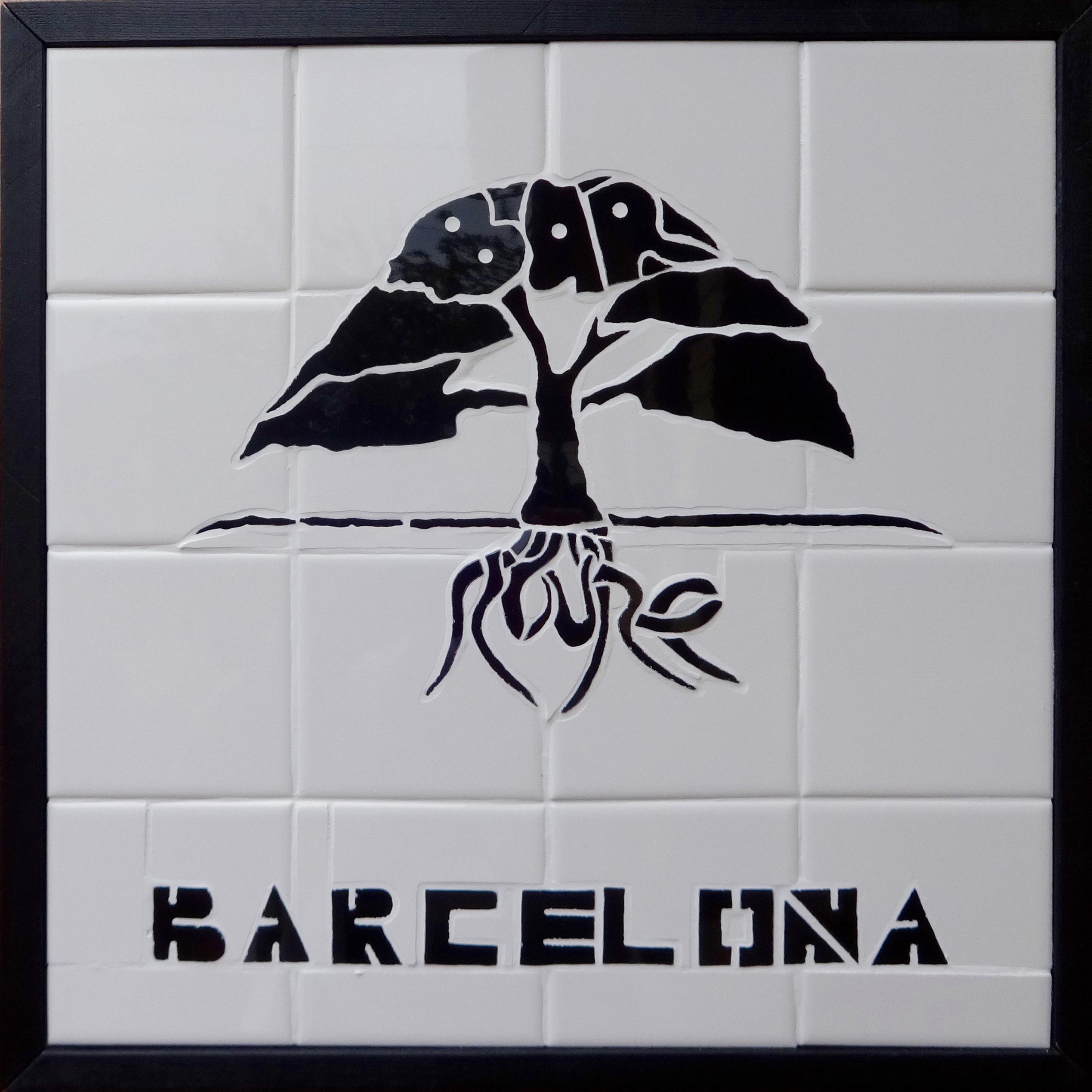 """""""Bar Roure in Barcelona"""""""