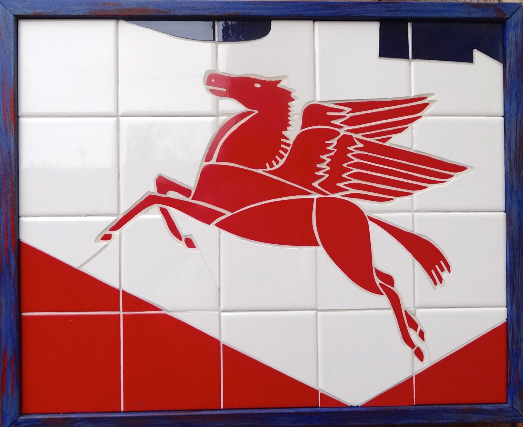 """""""Flying Red Horse"""""""
