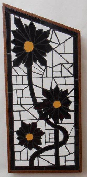 """Black Flowers"""